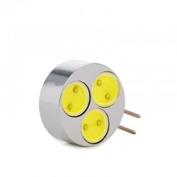 Bombilla de LEDs Suspendida Bola Negro 12W 1100Lm 30.000H