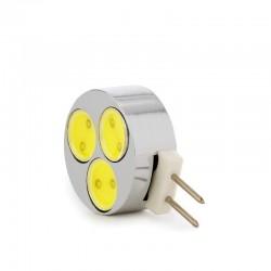 Bombilla de LEDs Suspendida Bola Blanco 12W 1100Lm 30.000H