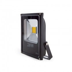 Foco Proyector LED IP65 20W 1400Lm 30.000H Ecoline