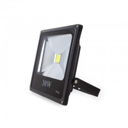 Foco Proyector LED IP65 30W 2100Lm 30.000H Ecoline