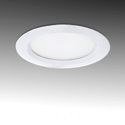 Foco Downlight  LED IP65 Baños Y Cocinas Ø108Mm 15W 1350Lm 30.000H