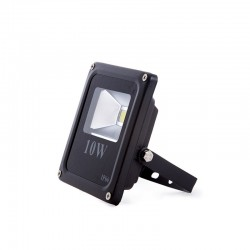 Foco Proyector LED IP65 10W 700Lm 30.000H Ecoline