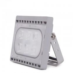 Downlight de LEDs de Superficie COB Cuadrado  Cuerpo Blanco 57x57mm 3W 270Lm 30.000H