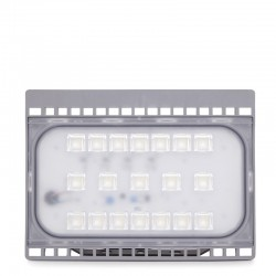 Downlight de LEDs de Superficie COB Cuadrado Cuerpo Negro 57x57mm 3W 270Lm 30.000H
