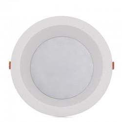 Foco Downlight  Circular LED Anti-Deslumbrante 24W 2400Lm 30.000H