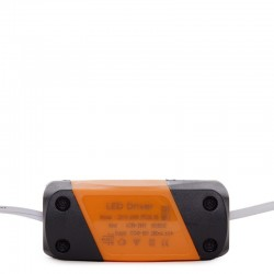 Rosetón Bronx Metalico Color Cobre Viejo Ø100mm Max. 7 Cables