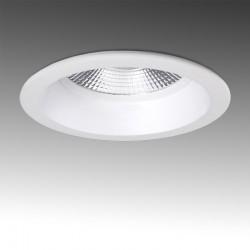 Foco Downlight  Circular LED Anti-Deslumbrante COB 15W 1500Lm 30.000H