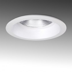 Foco Downlight  Circular LED Anti-Deslumbrante COB 18W 1800Lm 30.000H