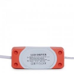 Tubo de LEDs con Sensor de Proximidad mediante Microondas(Apagado total) 1200mm 18W Opal Luz: Blanco Frío