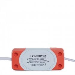 Foco Downlight  LED Marco Estrecho 24W 1800Lm 30.000H