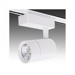 Foco Carril LED Monofásico 30W 2600Lm 30.000H Faith