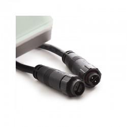 Tecla Partida PANASONIC NOVELLA para Interruptor/Conmutador Doble,  Color Plata (compatible Mecanismo KARRE)