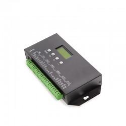Tapa Frontal  PANASONIC NOVELLA para Toma de Televisión R-TV-SAT, Color Fume (compatible Mecanismo KARRE)
