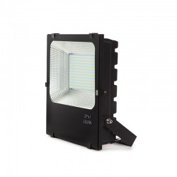 Foco Proyector LED SMD5730 IP65 100W 12000Lm 120Lm/W 50.000H