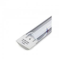 Regleta Multiple - 6 Tomas SCHUKO - Protección Infantil - Cable 3G 1,5mm2  1,5M