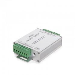 Amplificador RGB 5 Canales 12-24VDC Max.180/360W
