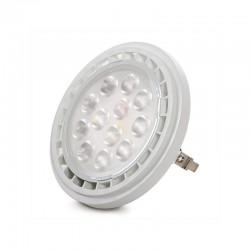 Mini Plafón de LEDs de Superfice para Muebles 3W 270Lm 30.000H Cable 2M