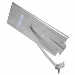 Farola LED Solar 40W 6400 Lm con Sensor 50.000H