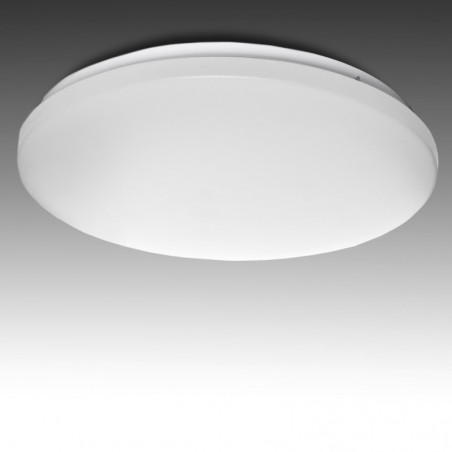 Plafón LED Circular Ø340Mm 24W 2000Lm 30.000H