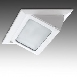 Foco Downlight  LED Rectangular Basculante SMD3030 40W 4400Lm 40.000H