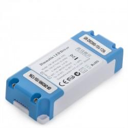 Driver Regulable 0-10V Plafón / Placa /Downlight LED 12W