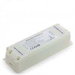 Transformador LED 24VDC 100W/4,2A IP25
