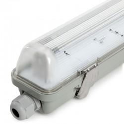 Equipo Estanco 1x22W Tubo LED 1570mm 1 Extremo