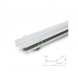 Downlight de LEDs Ø98mm 5W 370-400Lm 30.000H
