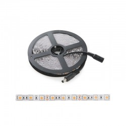 Tira LED 300 X SMD5050 12VDC 60W IP25 Rosa