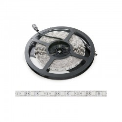 Tira LED 300 X SMD5050 12VDC 60W IP65 Ultravioleta