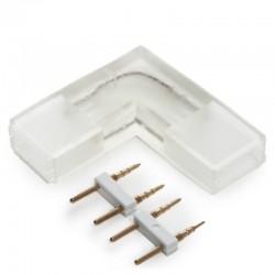 Conector L Tira LED 220VAC SMD5050.