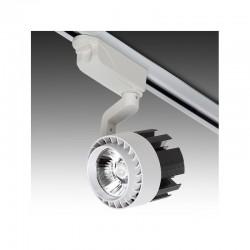 Foco Carril LED Monofásico 30W 2600Lm 30.000H Alexandra