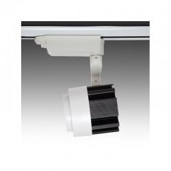 Bombilla de LEDs E27 10W RGB + Blanco Cálido con Mando a Distancia