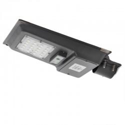 Farola LED Solar 20W 110Lm/W IP65