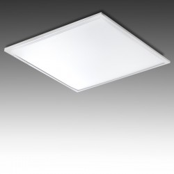 Panel LED 60X60cm 42W 4200Lm UGR 19 Marco Blanco
