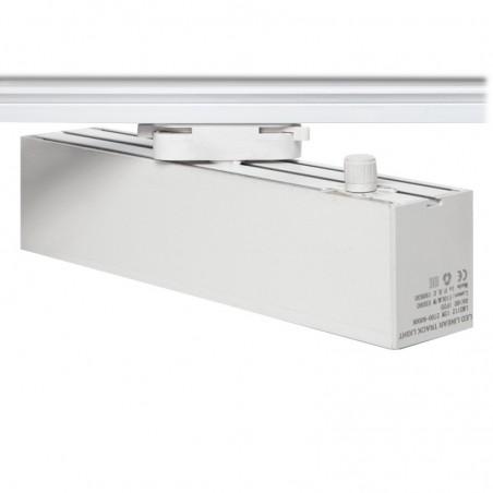 Placa de LEDs Cuadrada 18W Blanco