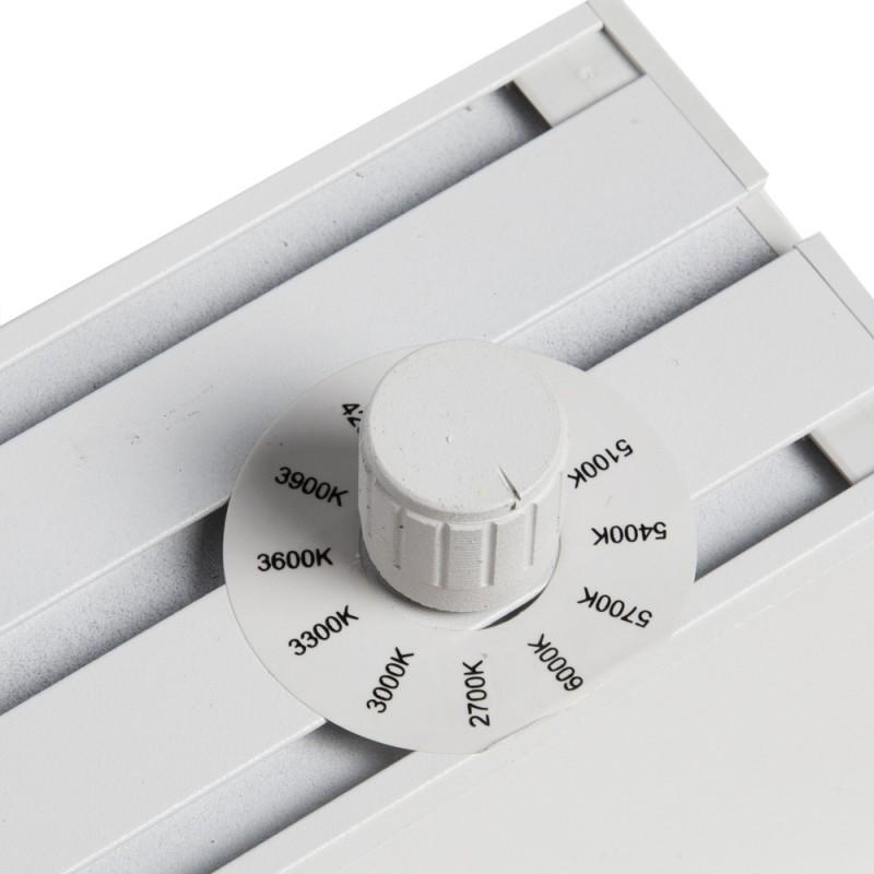 Plafón LED Superficie 12W Blanco