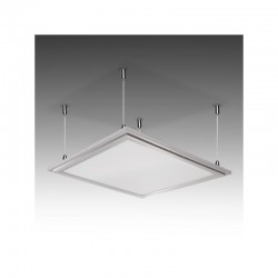 Panel LED Ecoline 300 x300X12Mm 12W 1000Lm 30.000H