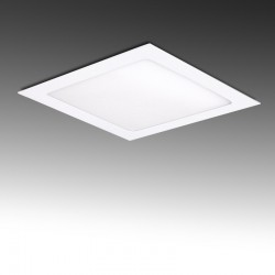 Placa de LEDs Cuadrada Ecoline 170Mm 12W 860Lm 30.000H