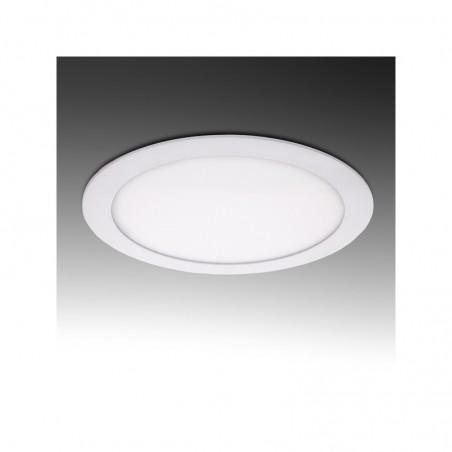 Greenice Blanco Natural Placa de LEDs Circular Ecoline 170Mm 12W 860Lm 30.000H