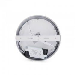 Plafón LED Circular Superficie Ø169Mm 12W 930Lm 30.000H