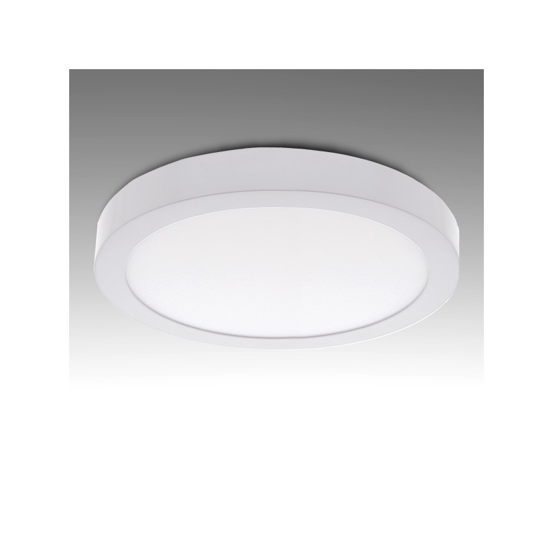 Plafón LED de Techo Ø225Mm 18W 1190Lm 30.000H