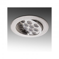 Foco Downlight  LED Ecoline Circular 12W 1200Lm 30.000H