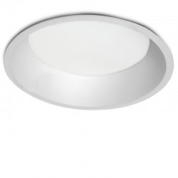 Downlight LED Luxtar 15W (UGR 19) 1200Lm 30000H