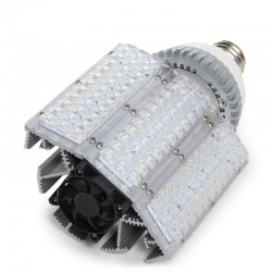 Bombilla de LEDs E40 50W 180º