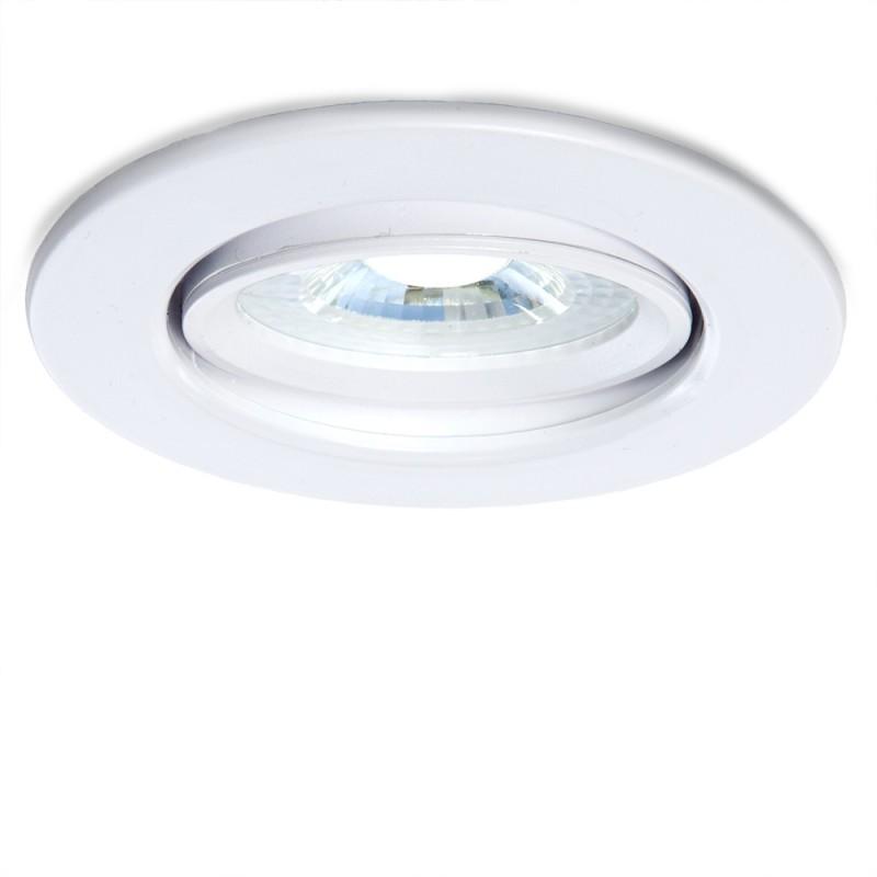 Foco Downlight Circular LED COB 6W 540Lm 30.000H