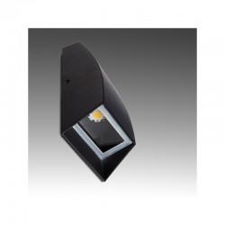 Aplique LED IP54 2X3W 600Lm 30.000H