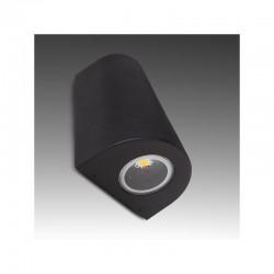 Aplique LED IP54 2X3W 600Lm 30.000H Luna