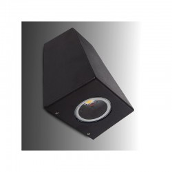 Aplique LED IP54 2X3W 600Lm 30.000H Addison