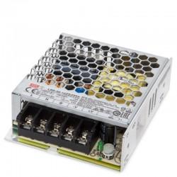 Transformador LED Meanwell 50W 230VAC/12VDC IP20